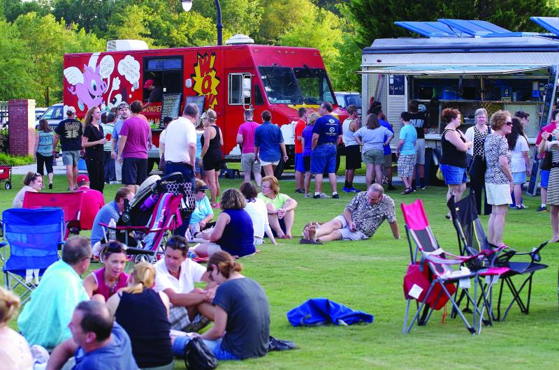 Lilburn Food Truck Tuesdays