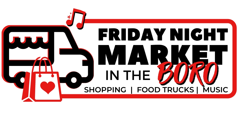 Friday Night Market In The BORO - April 9, 2021