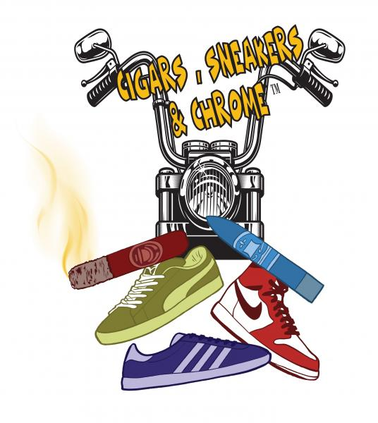 Cigars, Sneakers & Chrome