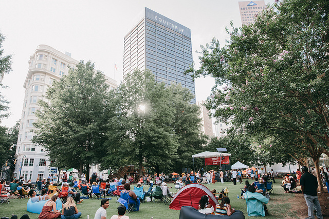 Live from Woodruff Park 2019