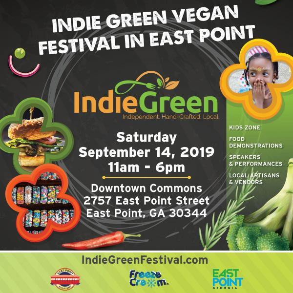 Indie Green Festival in East Point
