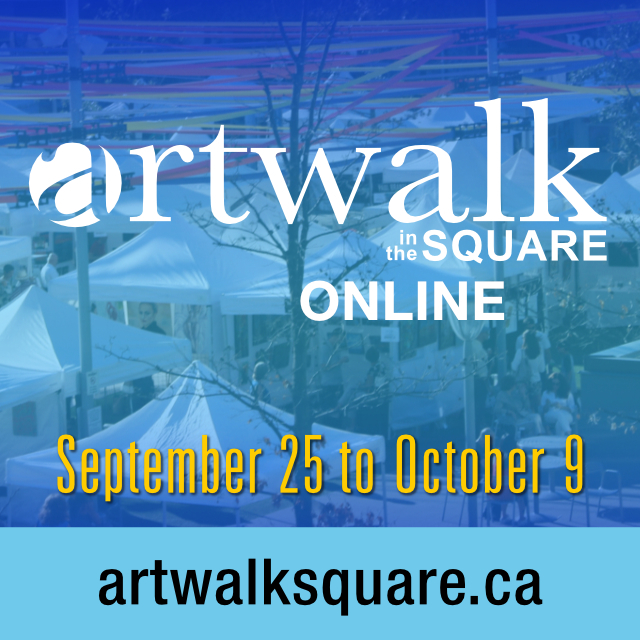 ArtWalk in the Square ONLINE