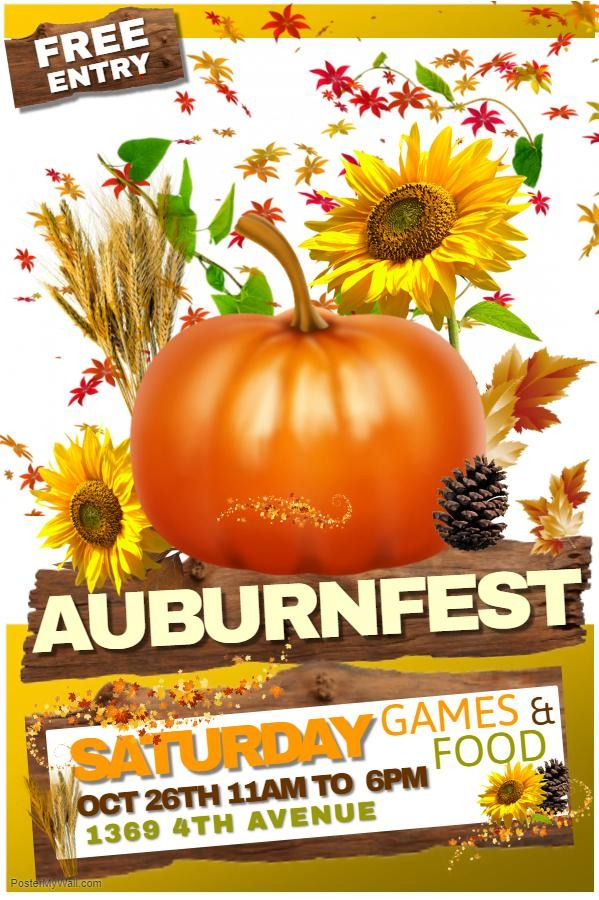 AuburnFest Trains and Flames BBQ Competition Application