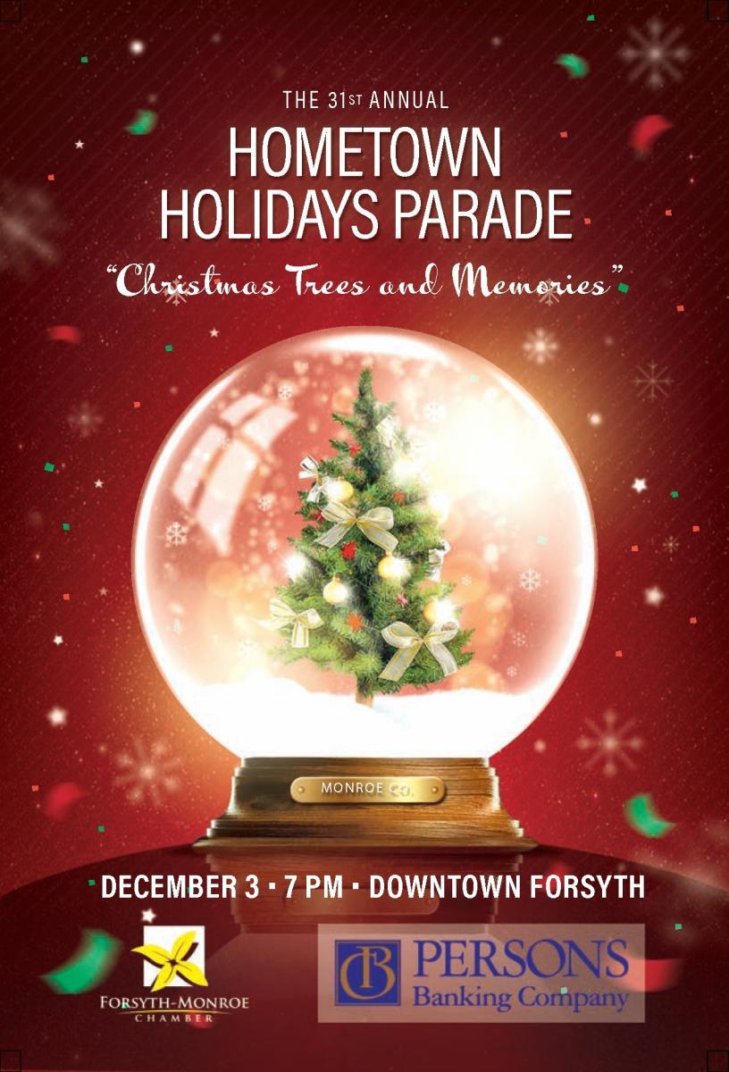Hometown Holidays Parade 2020   Eventeny