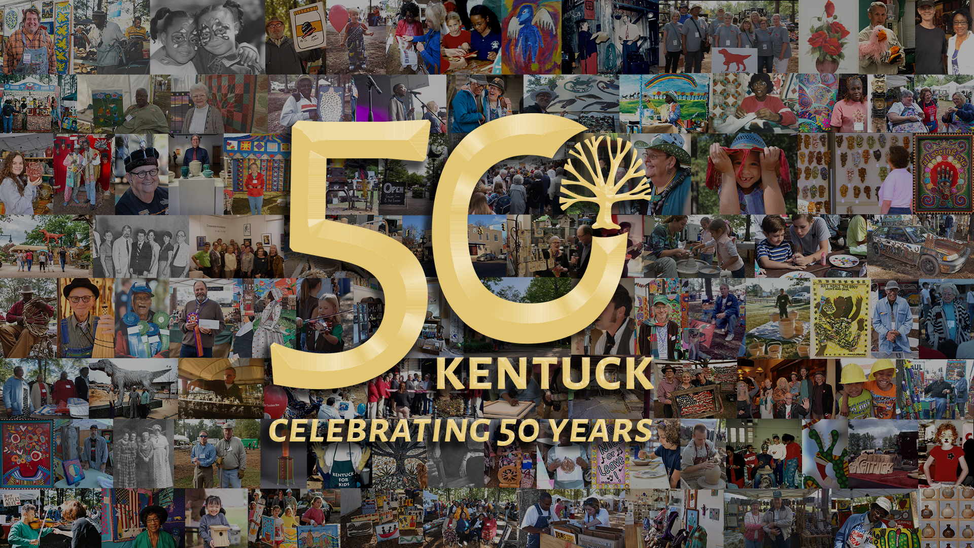 The 50th Kentuck Festival of the Arts