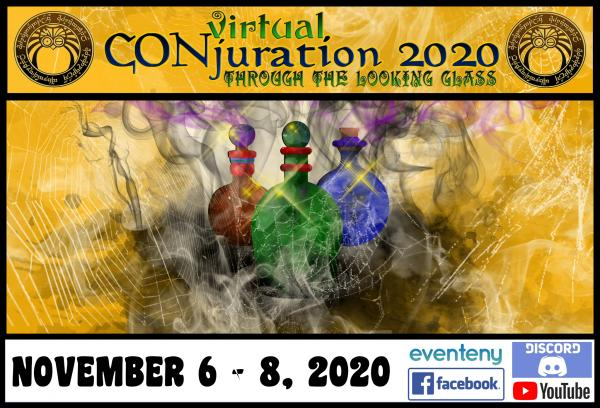 Virtual CONjuration Cosplay Parade