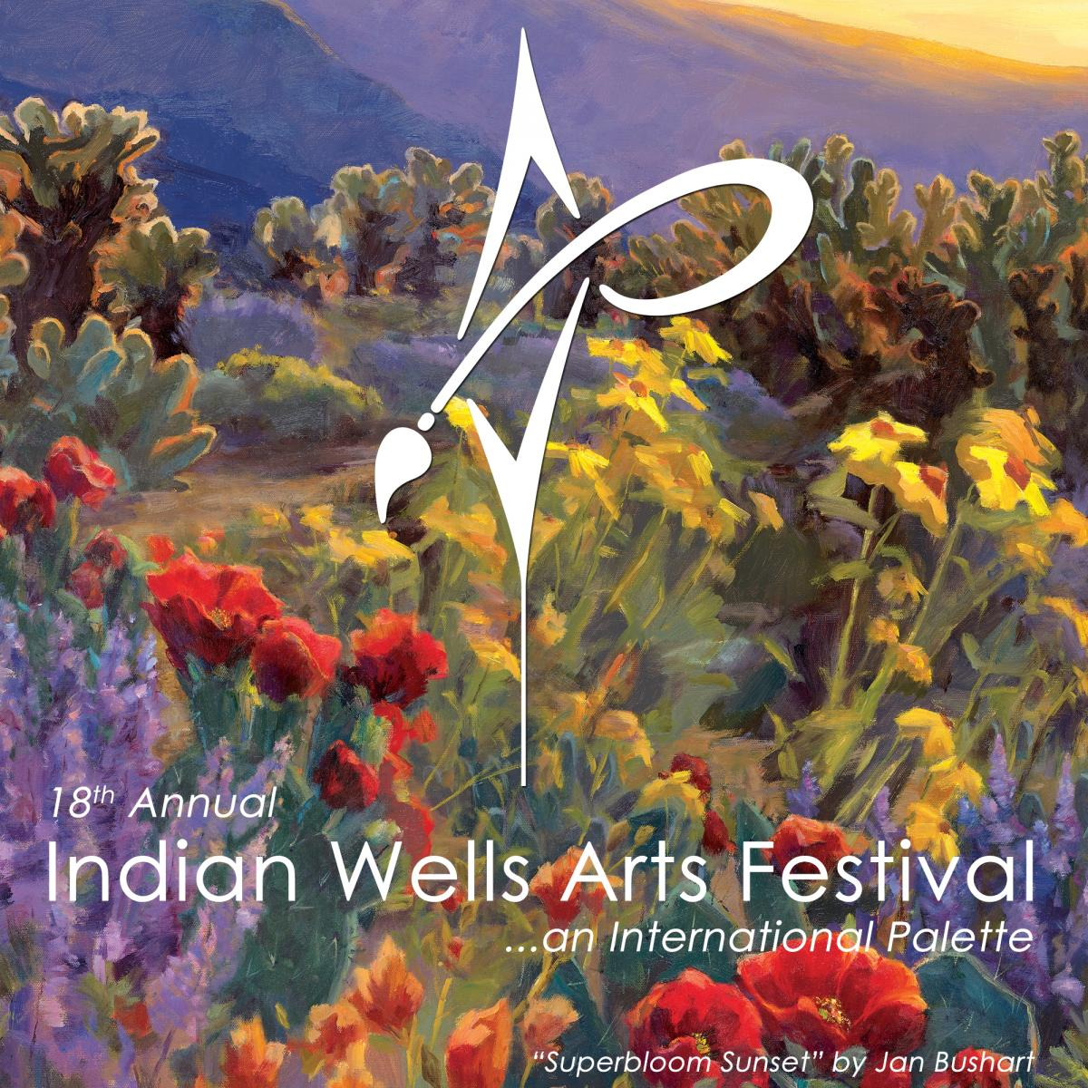 18th Annual Indian Wells Arts Festival