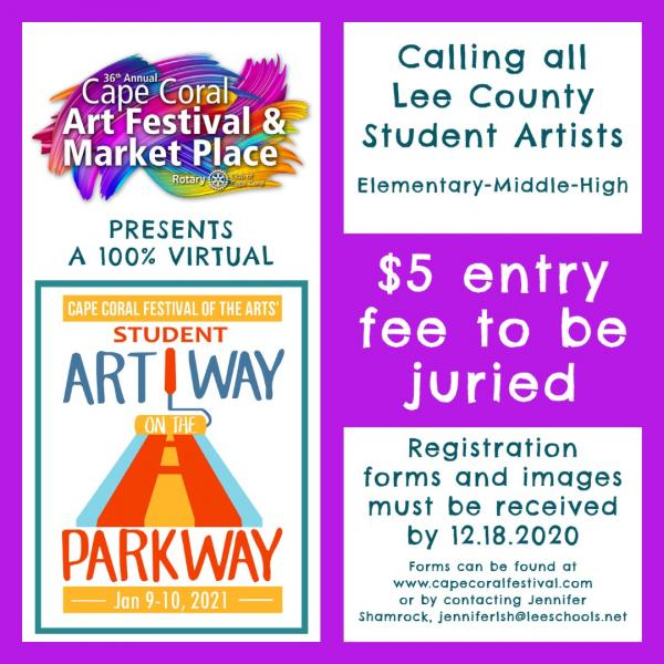 Visit Artway on the Parkway