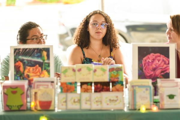 Arts & Craft Vendor
