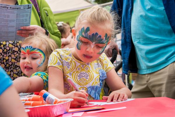 Acworth Art Fest Children's Vendor App