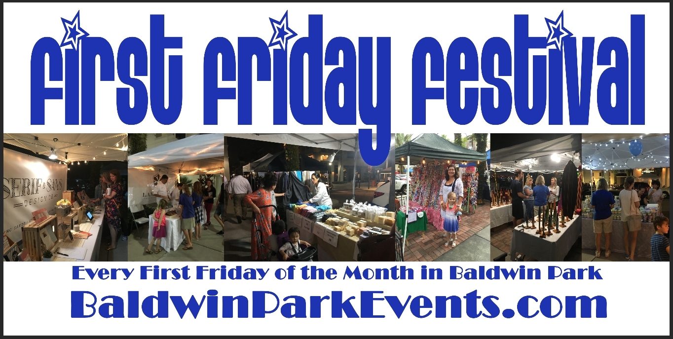 Baldwin Park First Friday Festival
