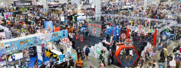 MomoCon 2020 Industy Exhibitors