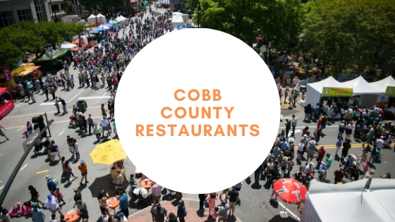 Cobb County Restaurant Application