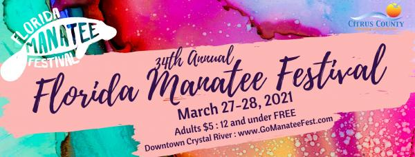 34th Annual Florida Manatee Festival