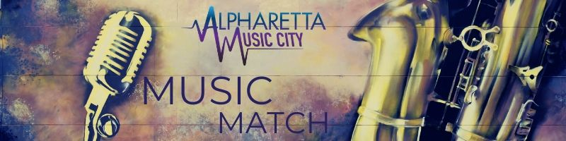 Alpharetta Music City Music Match Application