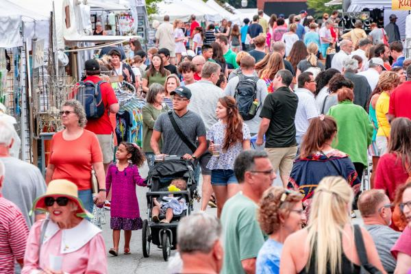 Norcross Art Splash & Wine Festival 2020