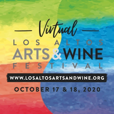 2020 Los Altos Virtual Arts & Wine Festival