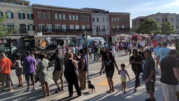 City of Suwanee 2020 Food Truck Events