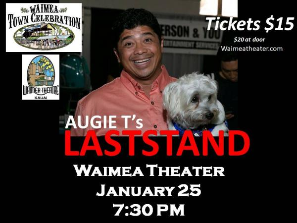 Augie T - Last Stand Concert