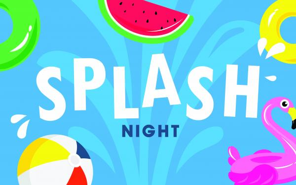Food Vendor June 26th Splash Night