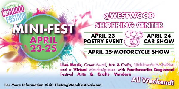 Dogwood Festival presents Mini-Fest