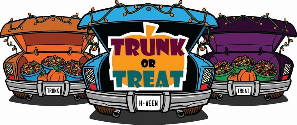 Trunk or Treat Booth