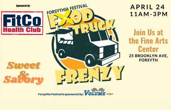 Hello, Yellow! Food Truck Frenzy - 2021