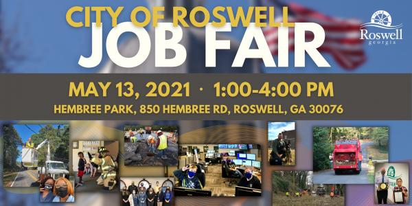 City of Roswell Career Fair