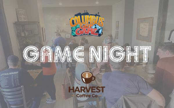 Columbus Got Game - Game Night