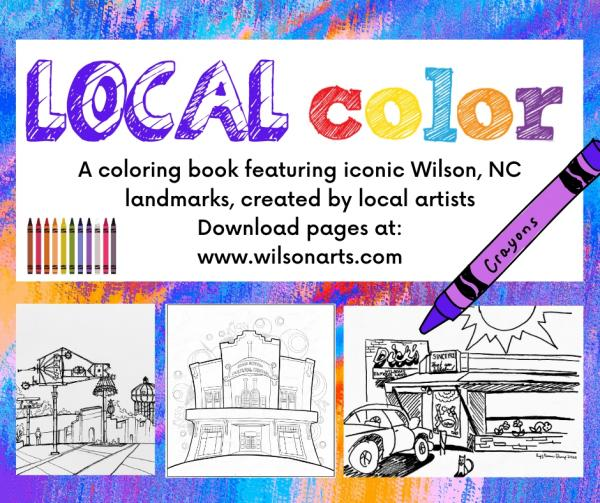 Coloring Contest Registration