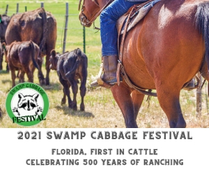 2021 Swamp Cabbage Festival