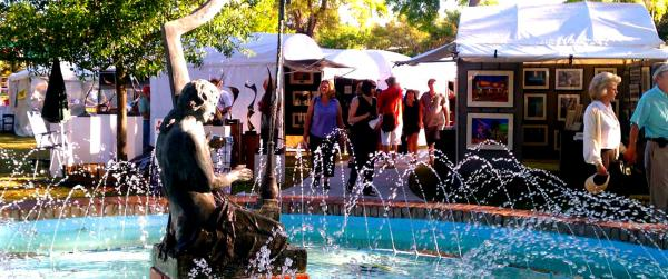 The 62nd Winter Park Sidewalk Art Festival