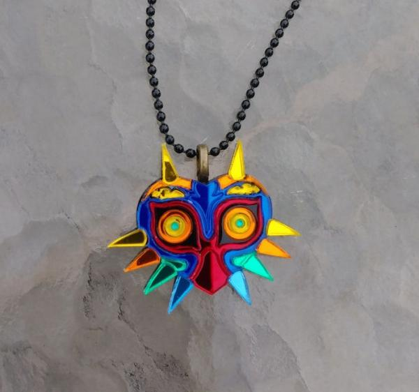 Majora's Mask Necklace