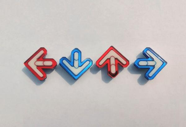 DDR Arrow Pins