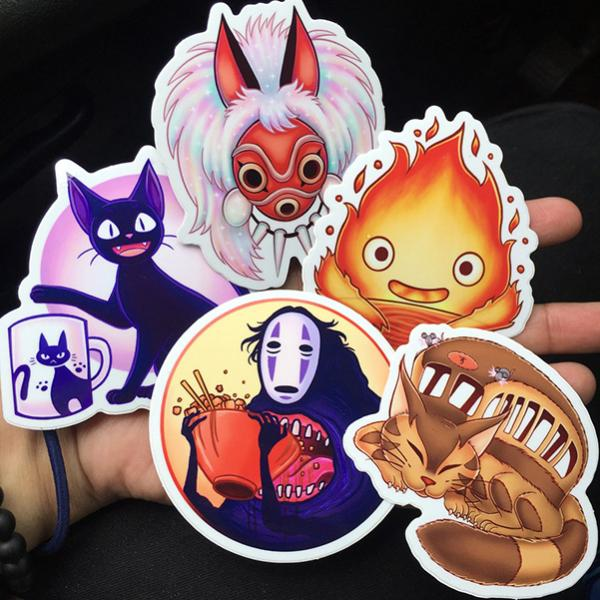 Stickers