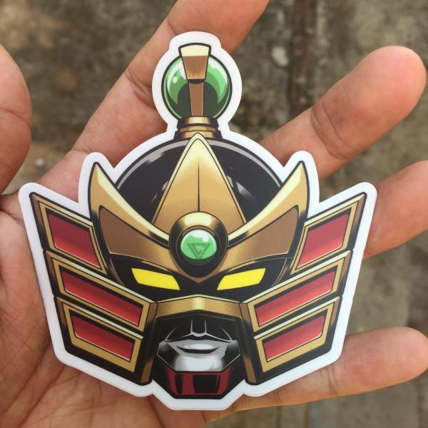 Dairenoh Vinyl Sticker (Small)