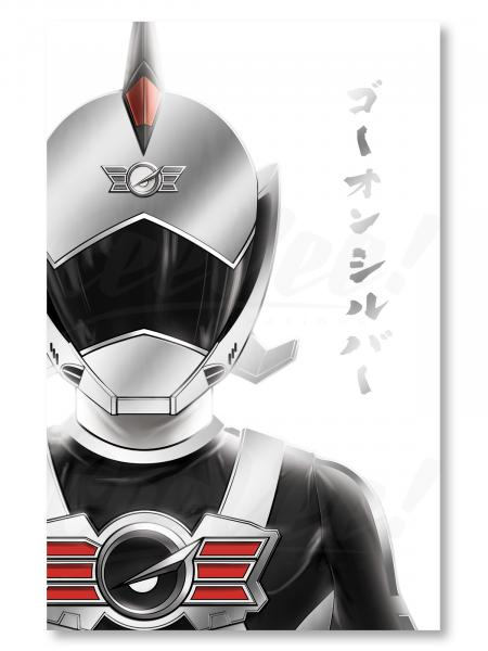 RPM Silver Ranger//Go On Silver picture