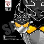 Super Megaforce Silver //Gokai Silver