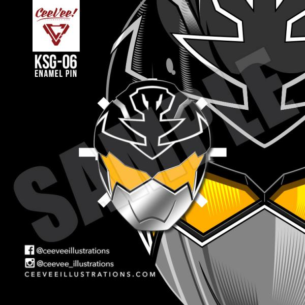 Super Megaforce Silver //Gokai Silver picture