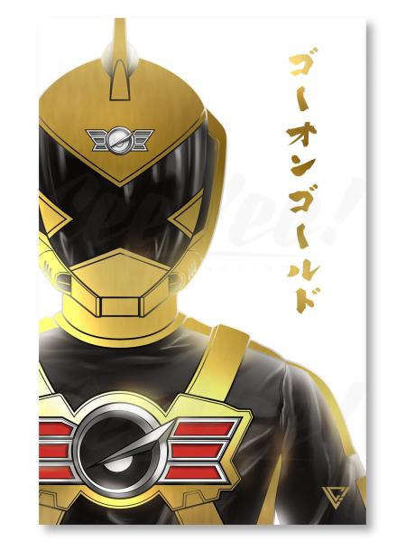 RPM Gold Ranger//Go On Gold picture
