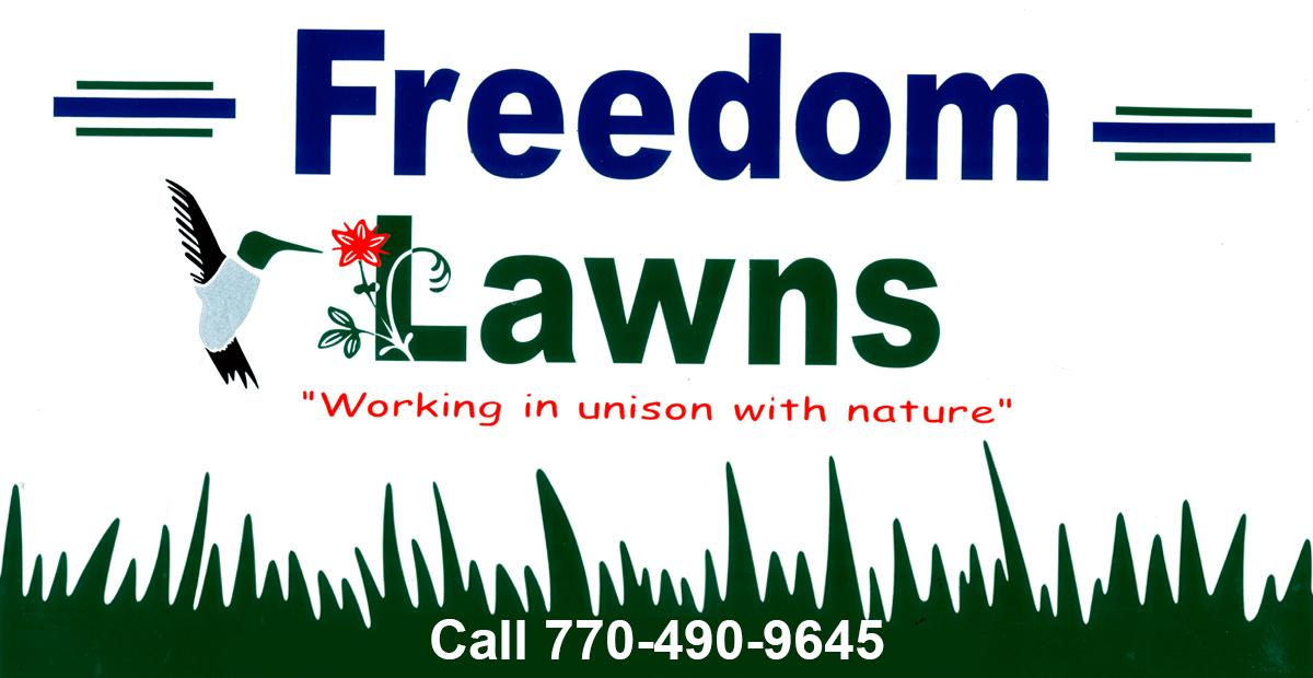 Freedom Lawns Gwinnett