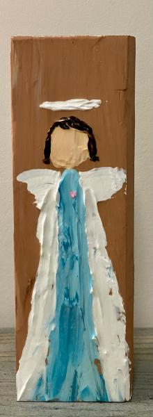 Small Blue Angel