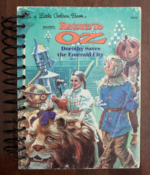 Return to Oz Full Book Journal