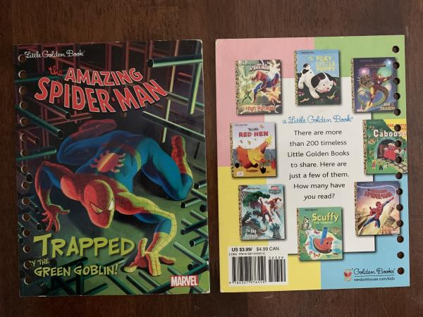 Spiderman: Made to Order Journal