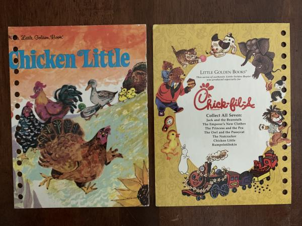 Chicken Little: Made to Order Journal