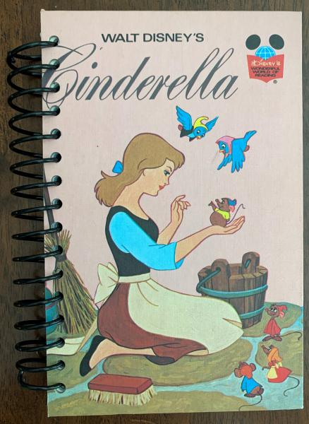 Cinderella Full Book Journal
