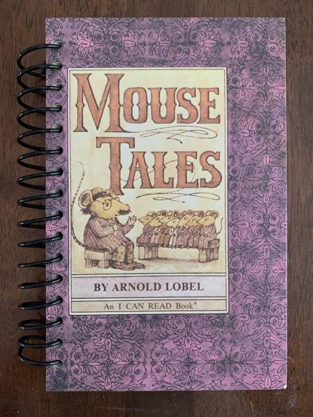 Mouse Tales Full Book Journal