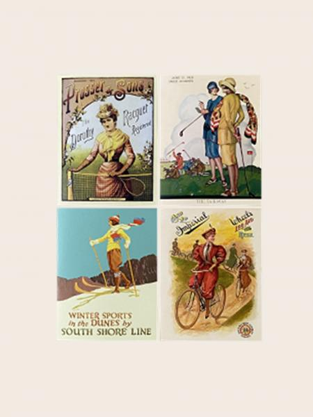 Note Cards- Vintage Posters & Advertising
