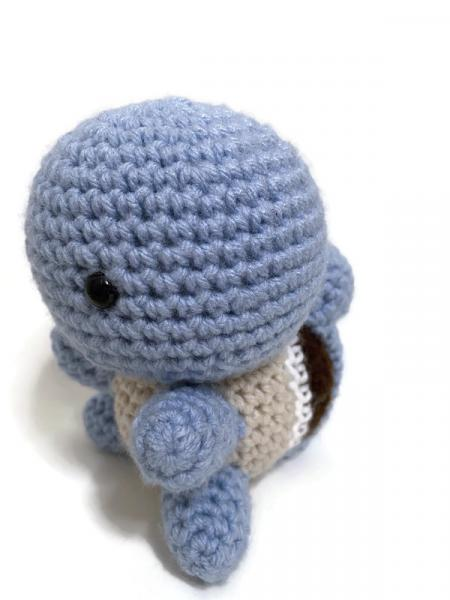 Crochet Squirtle Plush
