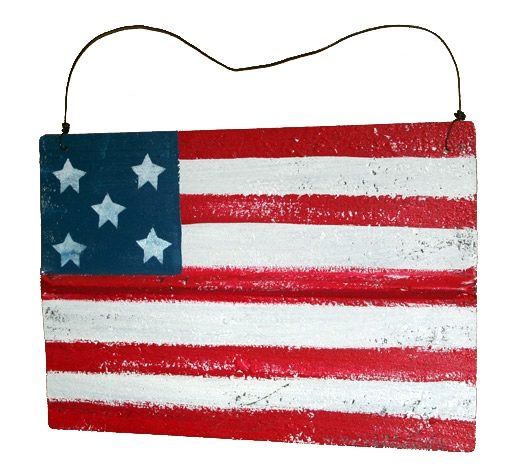 Flag Wall Hanging